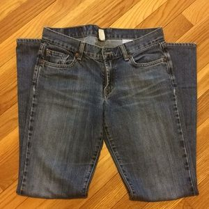 Lucky Brand Sweet n' Low Boot Cut Jeans Size 2/26